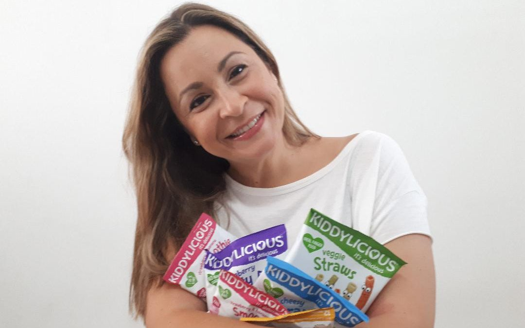 Αργυρώ Ζωγραφάκη: «Ιδρύσαμε την 40food με σκοπό να συστήσουμε στο ελληνικό κοινό καινοτόμα σνακ για μικρούς και μεγάλους»!