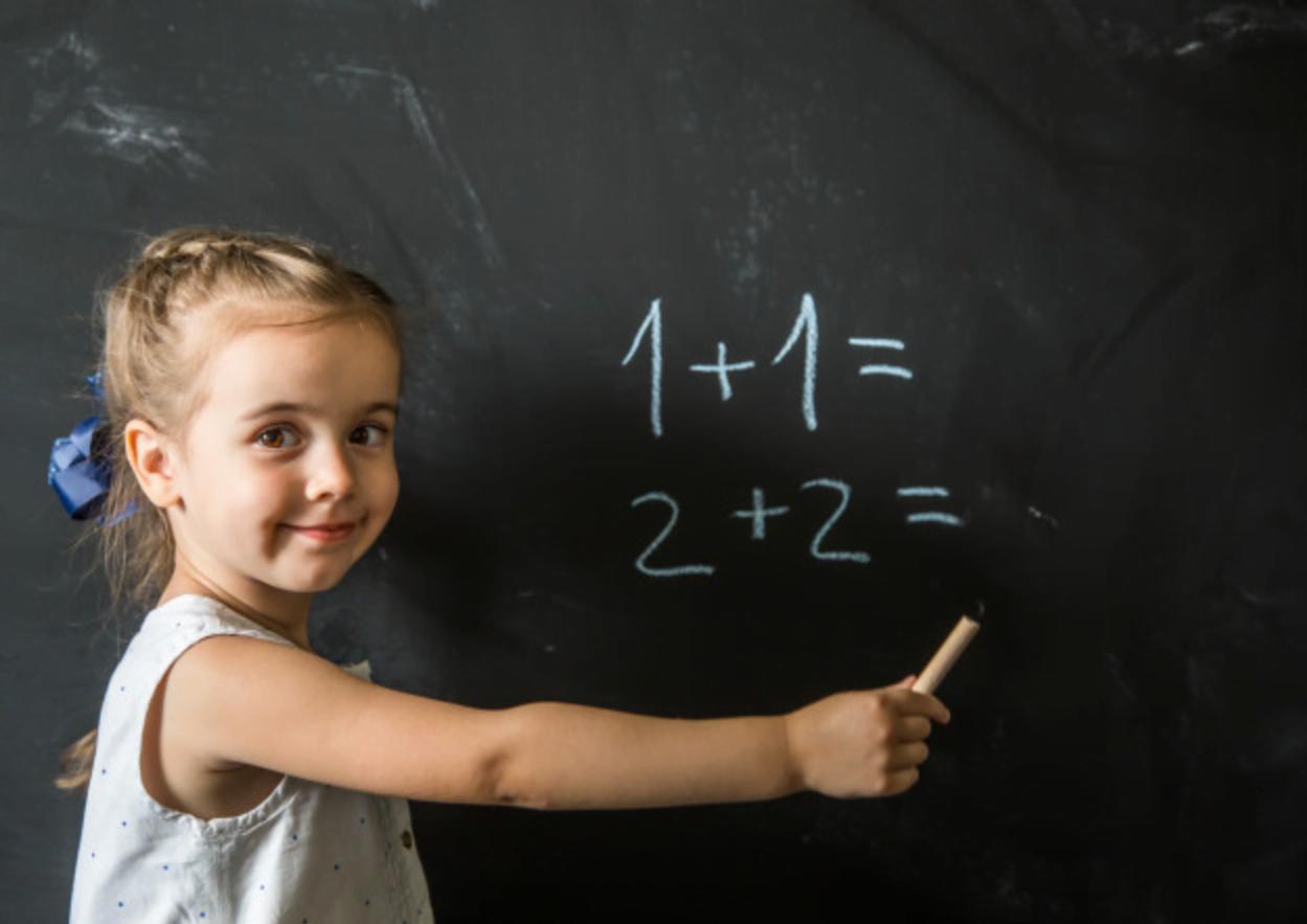 μαθηματικές δεξιότητες νήπια